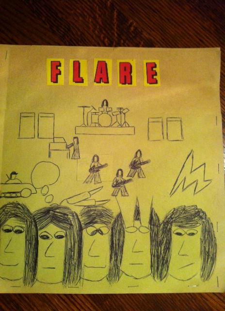 The debut album