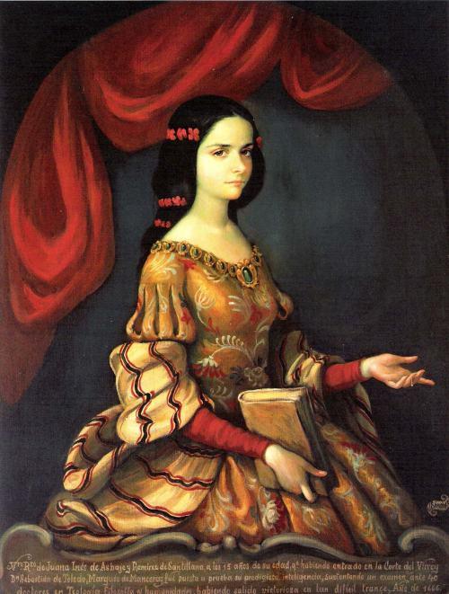 Sor Juana Inéz de la Cruz
