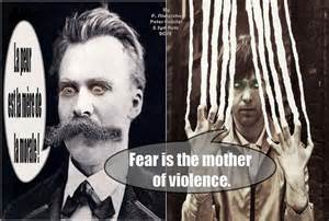 Nietzsche and Gabriel