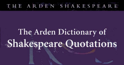 The Arden Dictionary of Shakespeare Quotations (Jane Armstrong).pdf
